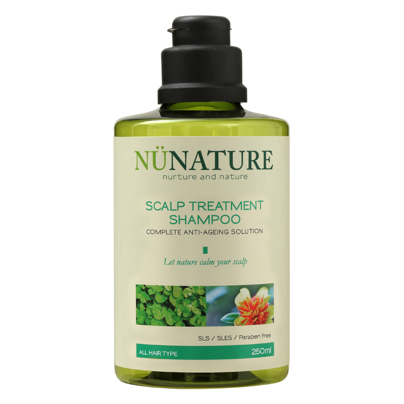 Scalp Treatment Shampoo