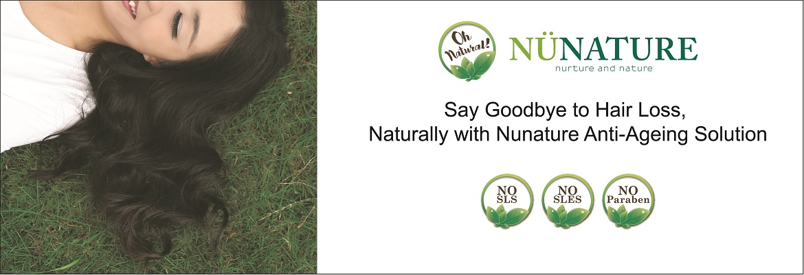 Nunature Anti-ageing Solution